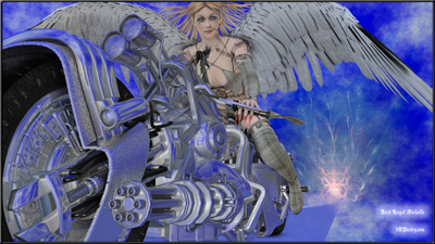 Arch Angel Michelle ..... Click for preview sizes and downloads