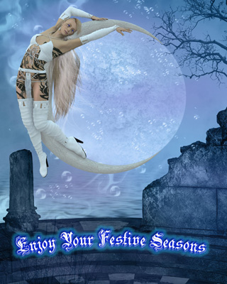 Season Greetings ..... Click for preview sizes and downloads