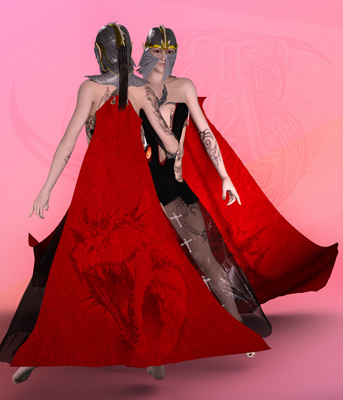 Dragania Cape WIP 2 ..... Click for preview sizes and downloads